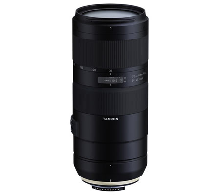 Tamron for Nikon F 70-210mm f/4 Di VC USD