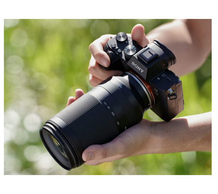 Tamron For Sony E 70-300mm f/4.5-6.3 Di III RXD