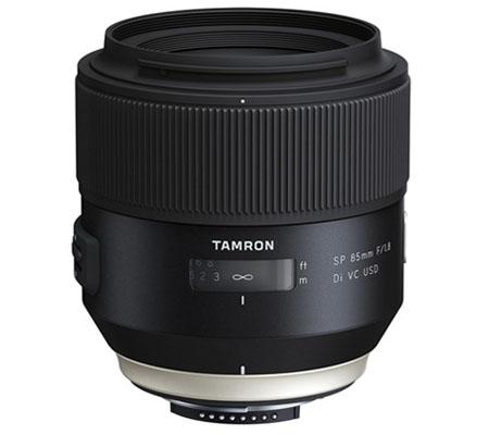 Tamron for Nikon F SP 85mm f/1.8 Di VC USD