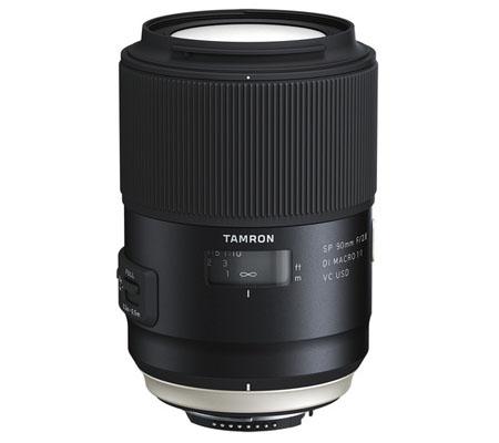 Tamron for Nikon F SP 90mm f/2.8 Di Macro VC USD