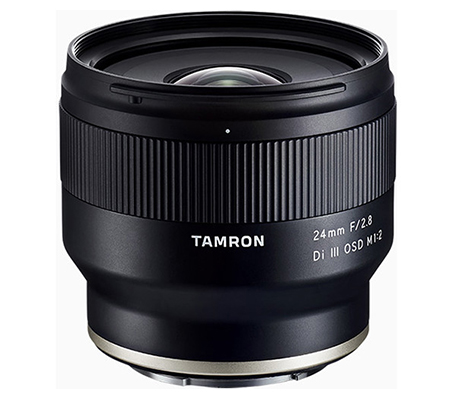 Tamron for Sony E Mount 24mm f/2.8 Di III OSD