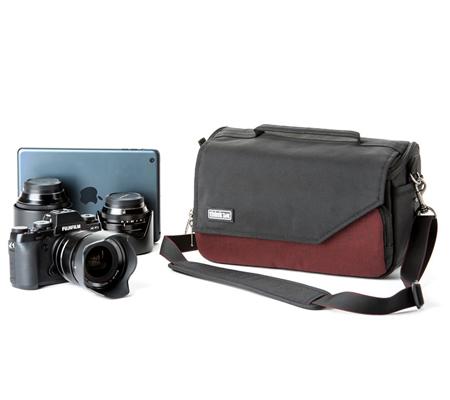 Think Tank Mirrorless Mover 25i Camera Bag  Deep Red