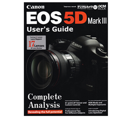 Canon EOS 5D Mark III User Guide