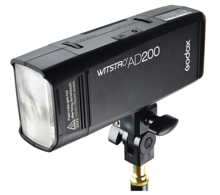 Godox Witstro Pocket Flash AD200