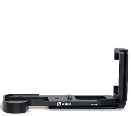Leofoto L-Plate LPC-760D for Canon EOS 760D.