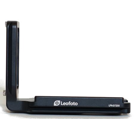 Leofoto L-Plate LPN-D7200/D7100 for Nikon D7200/D7100