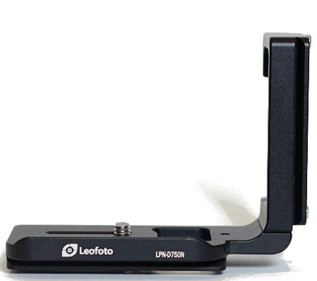 Leofoto L-Plate LPN-D750N for Nikon D750.