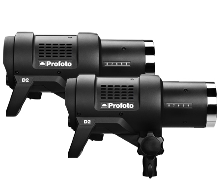 Profoto D2 Duo Kit 500 AirTTL.