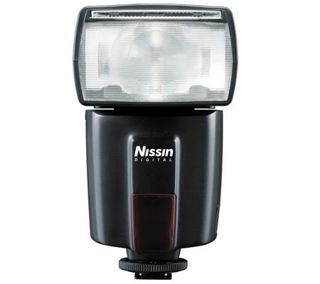 Nissin Di600 Flash for Nikon Cameras