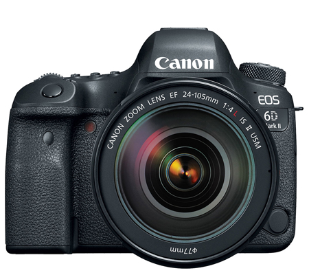 Canon EOS 6D Mark II Kit EF 24-105mm f/4L IS II