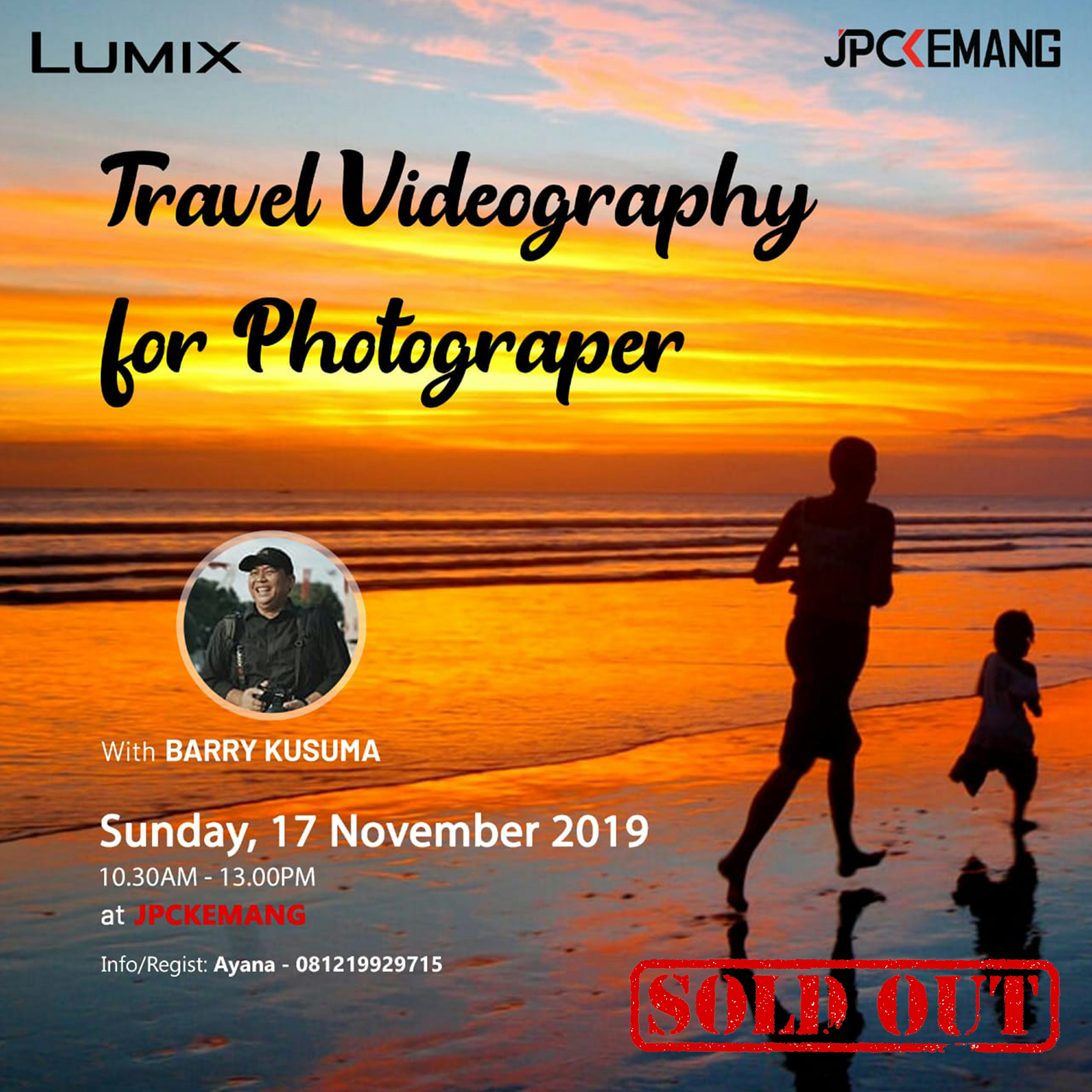 Travel Videography for Photographer