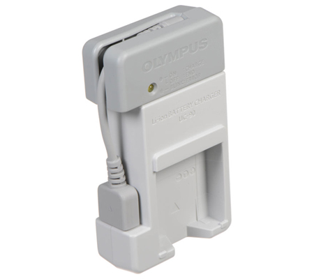 Olympus UC-90 USB Battery Charger for Tough TG-5 iHS Cameras