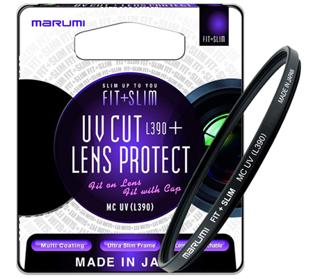 Marumi Fit + Slim MC UV 82mm