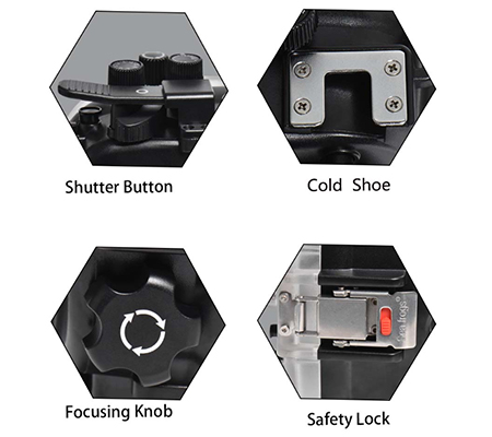 Seafrogs Underwater Housing for Fujifilm X-T30 kit 18-55mm