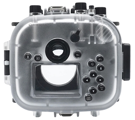 Seafrogs Underwater Housing for Fujifilm X-T3 kit 18-55mm