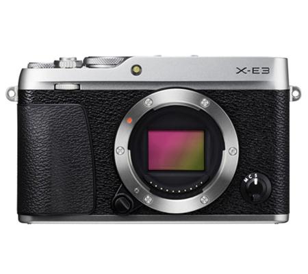Fujifilm XE3 Body Silver
