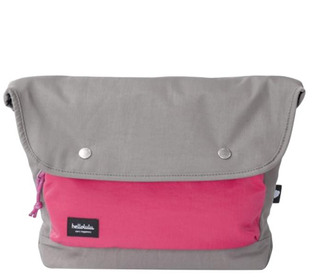 Hellolulu Vesper Compact Camera Bag Large Grey