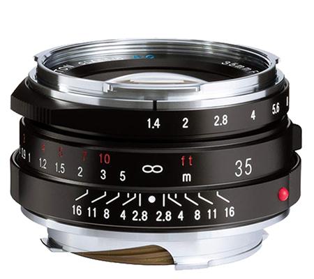 Voigtlander 35mm F1.4 II VM SC Nokton Classic for Leica M Mount