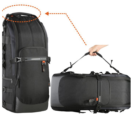 Vanguard Quovio 66 Backpack