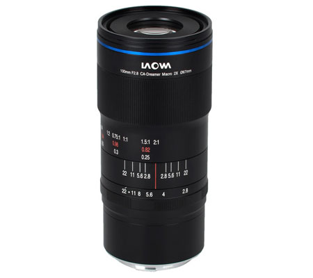 Laowa for Canon RF 100mm f/2.8 2X Ultra Macro APO Venus Optics