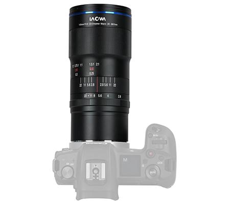 Laowa for Canon RF 100mm f/2.8 2X Ultra Macro APO Venus Optics