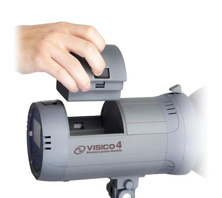 Visico 4 Studio Lighting Kit