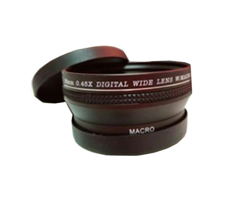 ::: USED ::: Vitacon Digital Wide Lens 0.45x 58mm W/Macro (Excellent)