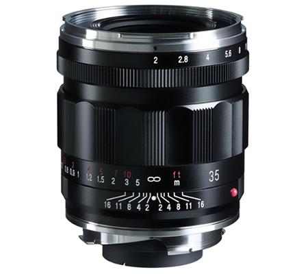 Voigtlander APO-LANTHAR 35mm f/2 ASPH for Leica M Mount