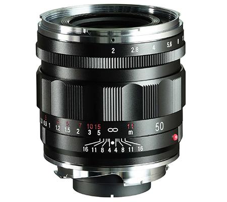 Voigtlander APO-LANTHAR 50mm f/2.0 Aspherical Lens for Leica M Mount