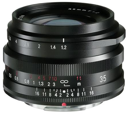 Voigtlander Nokton 35mm f/1.2 for Fujifilm X