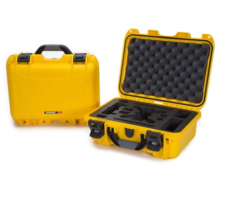 Nanuk 915 Case for DJI Spark Fly More Combo (Yellow)