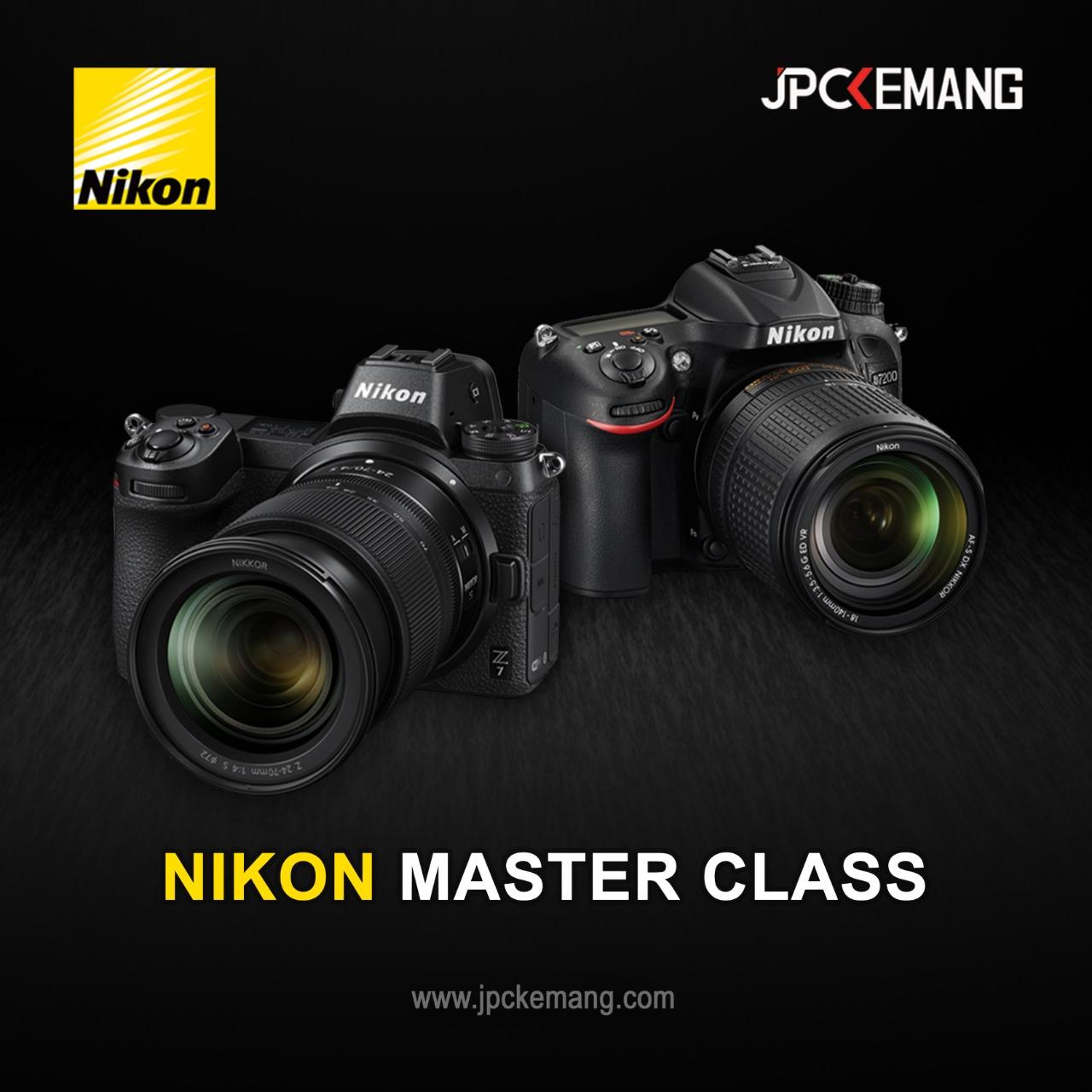 Nikon Masterclass