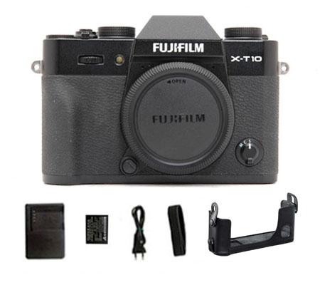 ::: USED ::: Fujifilm X-T10 Body (Black) (Excellent-332)