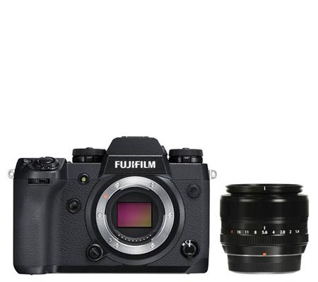 Fujifilm XH1 Free Lens XF35mm f1.4