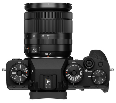 Fujifilm X-T4 Kit 18-55mm f/2.8-4 R LM OIS Black