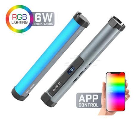 YC Onion Energy Tube SE 6W Handheld LED RGB