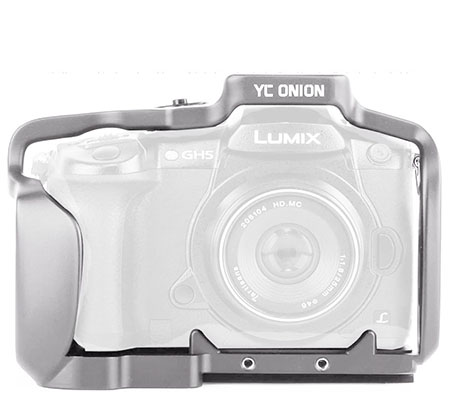 YC Onion Cage for Panasonic GH5/GH5S Magnesium Alloy