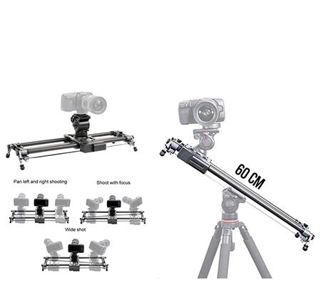 YC Onion Slider Camera 60cm Hot Dog 3.0 Carbon Fiber Motorized