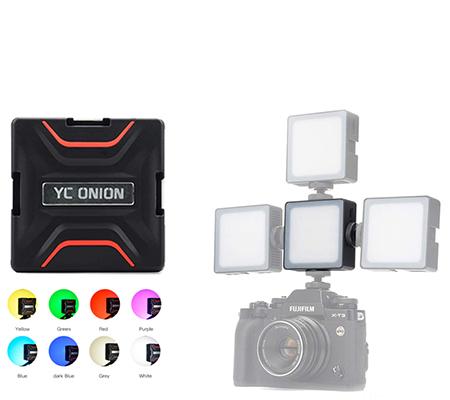 YC Onion Brownie RGB LED Light Black