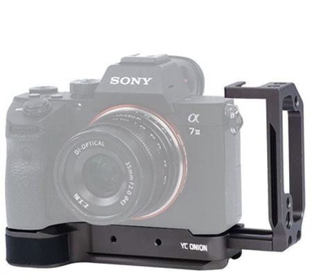 YC Onion L-Plate For Sony Alpha A7