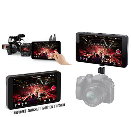 YoloBox Portable Multi-Camera Live Stream Studio