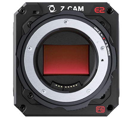 Z CAM E2-F6 Full-Frame 6K (EF Mount) Cinema Camera