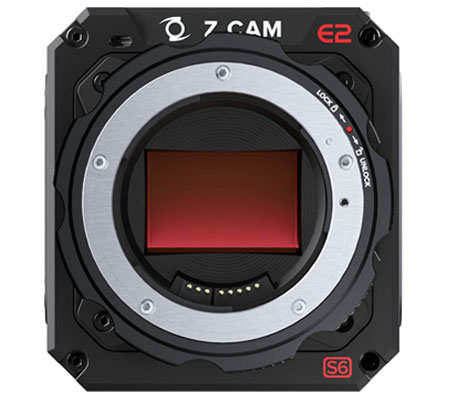 Z CAM E2-S6 Super 35 6K (EF Mount) Cinema Camera for Canon EF Mount (APSC)