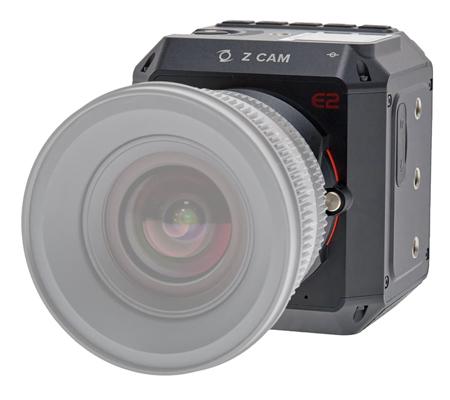Z CAM E2 Professional Cinema Camera 4K for 4/3