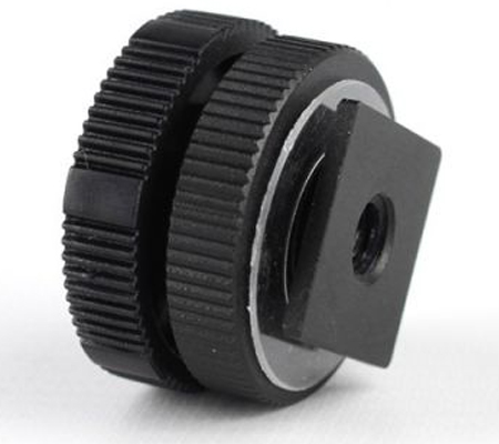 Zoom HS-1 Hot Shoe Mount Adapter To 1/4