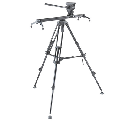Libec ALX S8 KIT Head, Tripod, and Slider Kit