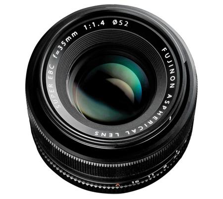 Fujifilm XF35mm f/1.4 R