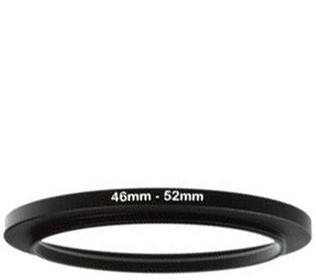 3rd Brand Step Up Ring 46-52mm