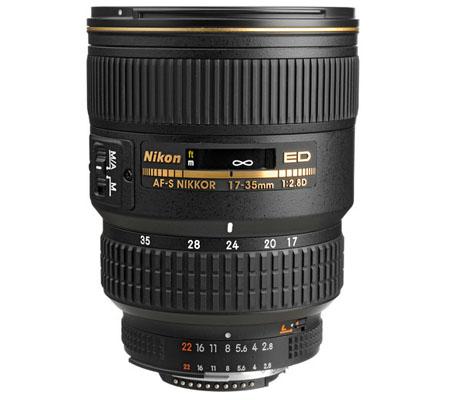 Nikon AF-S 17-35mm f/2.8D IF ED.