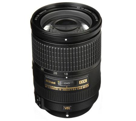 Nikon AF-S 18-300mm f/3.5-5.6G DX ED VR